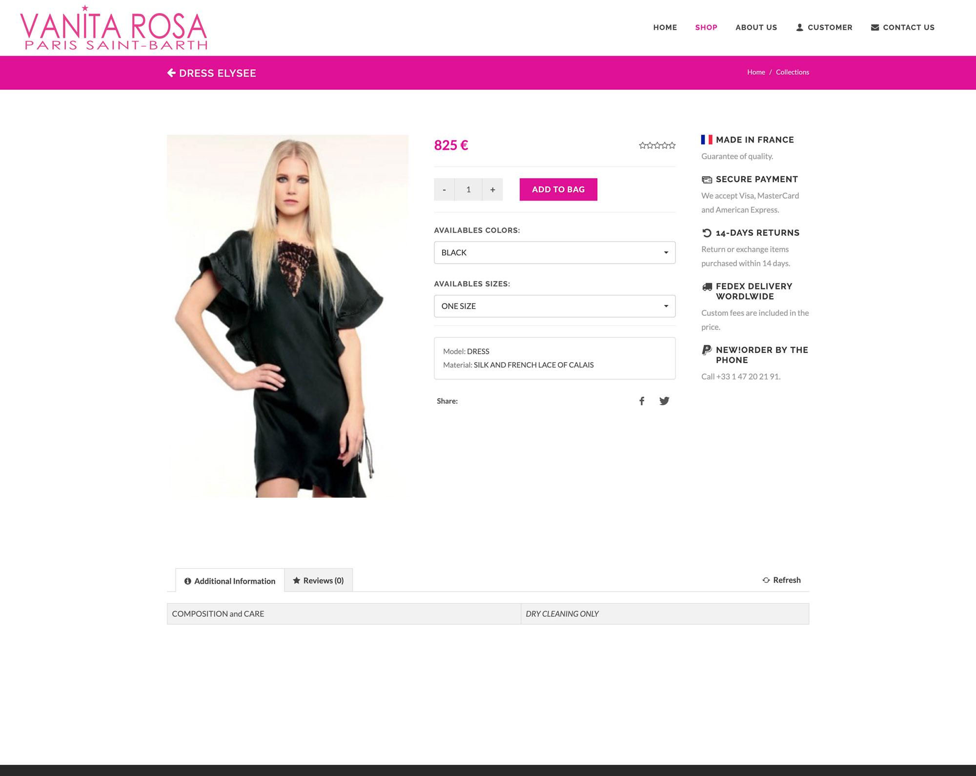 Vanita Rosa