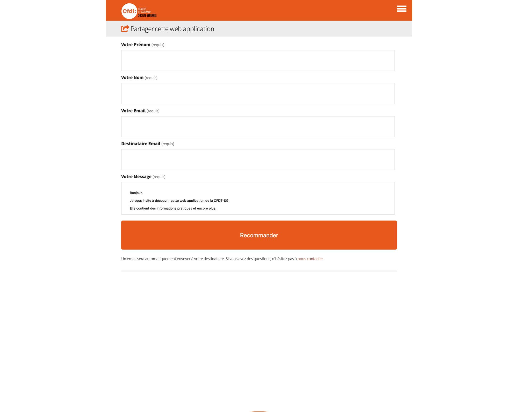 CFDT-SG Mobile
