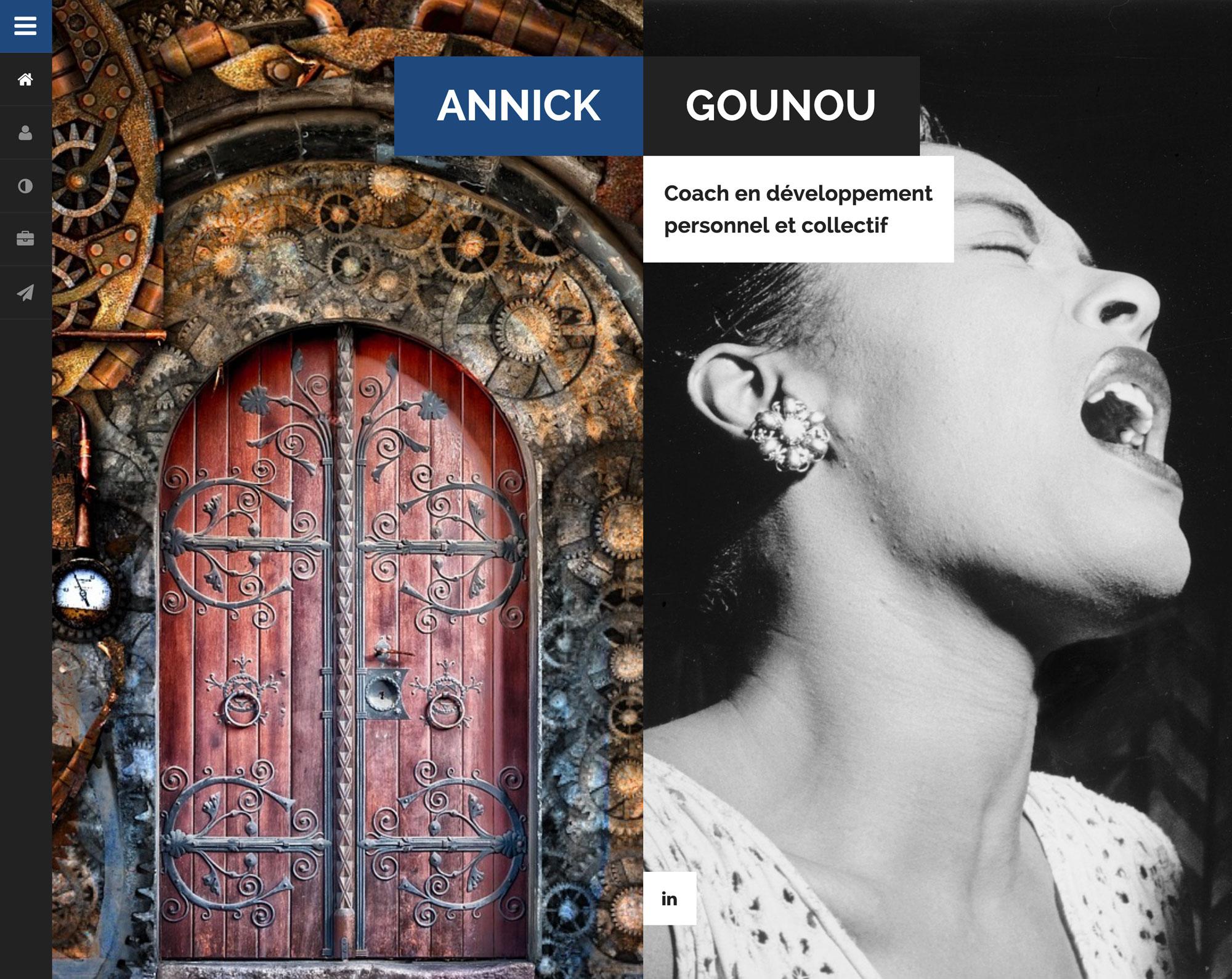 Annick Gounou