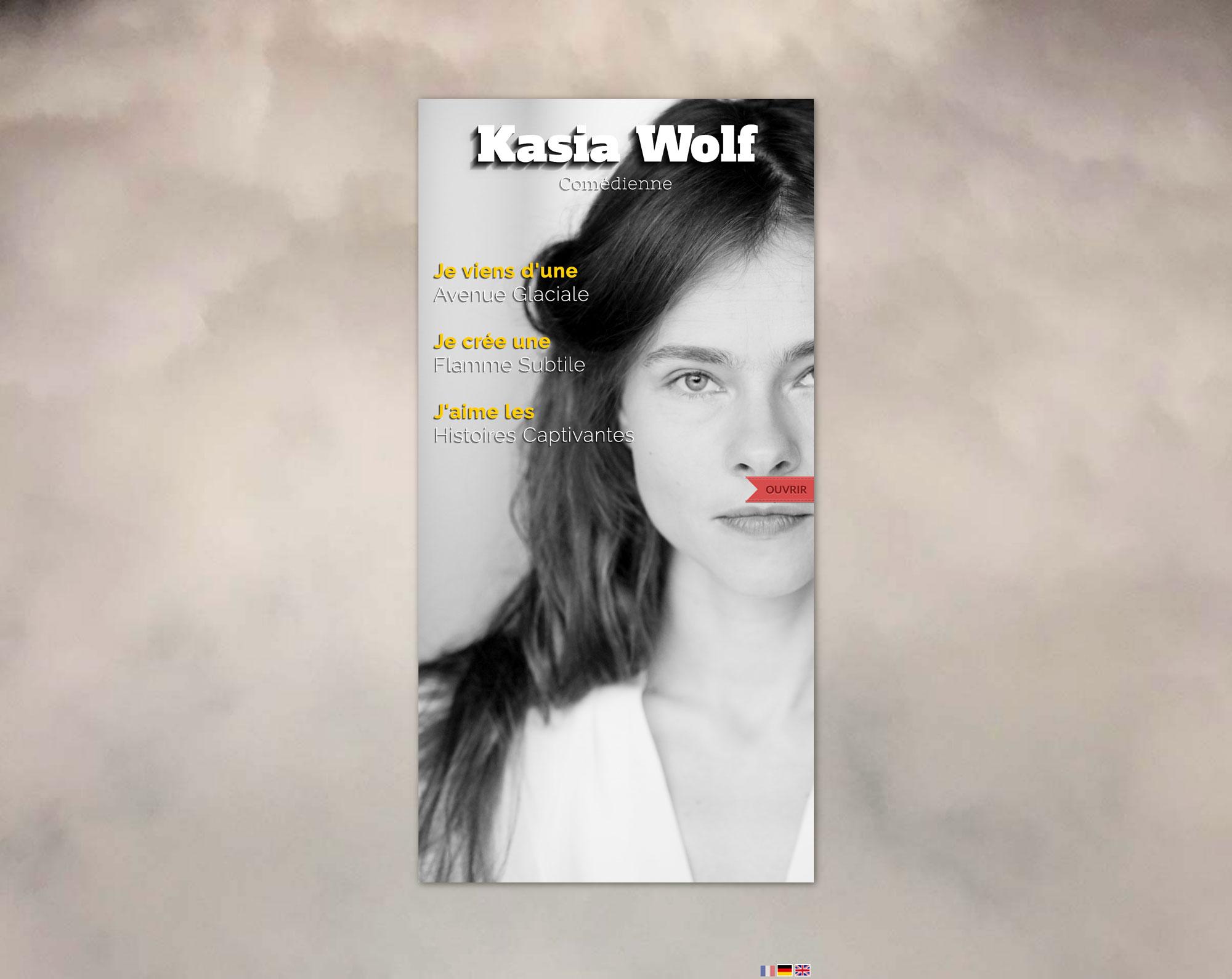 Kasia Wolf