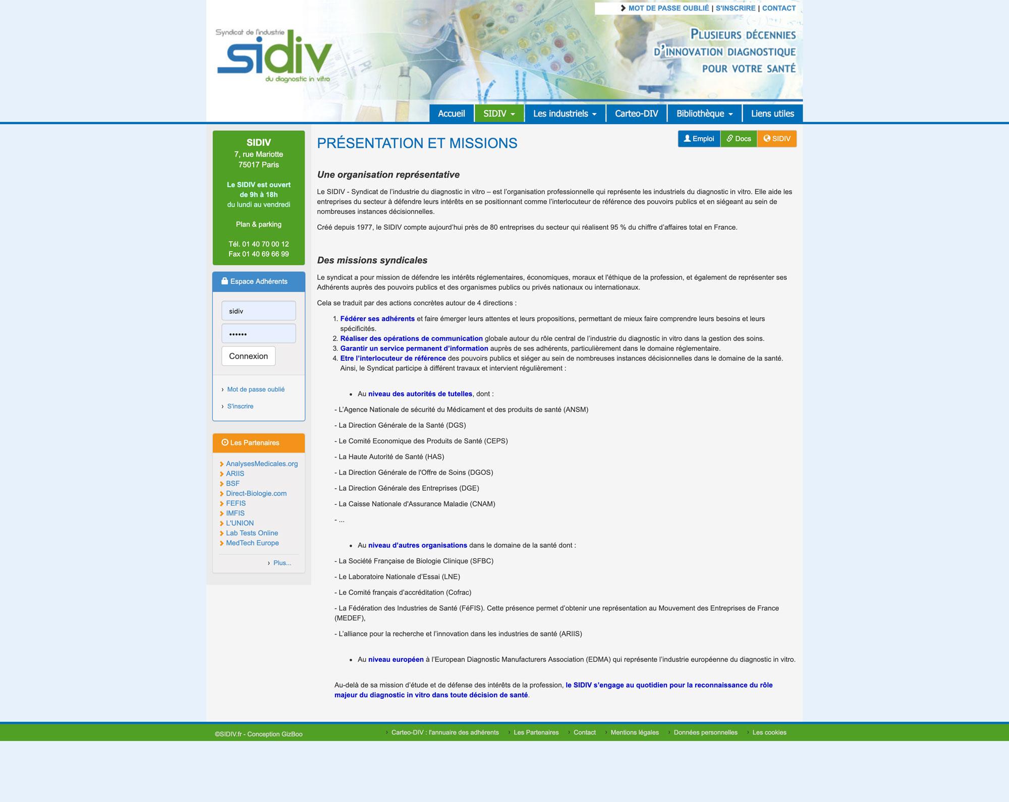 SIDIV